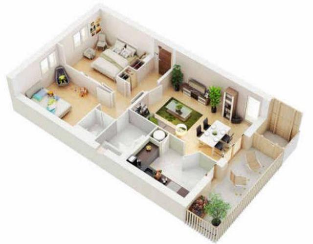 Home Interior Design 3D screenshot 4