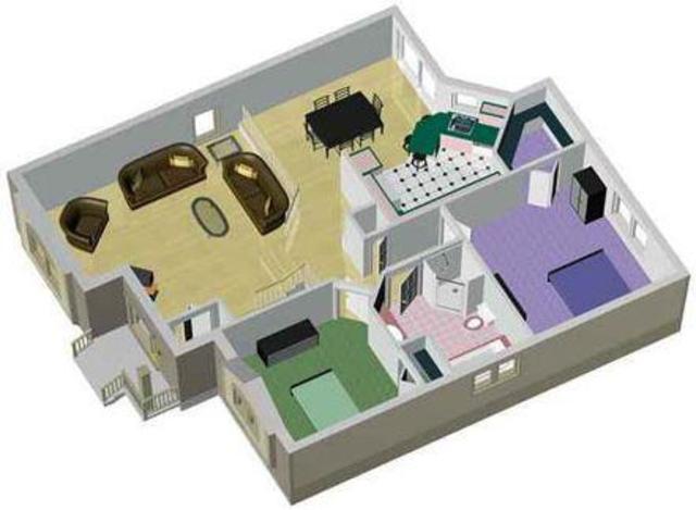 Home Interior Design 3D screenshot 6