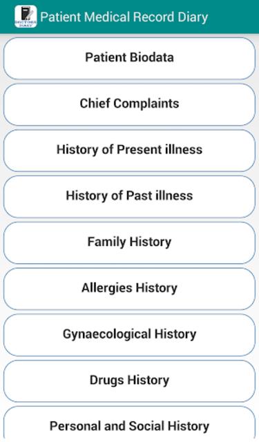 Patient Notes screenshot 10