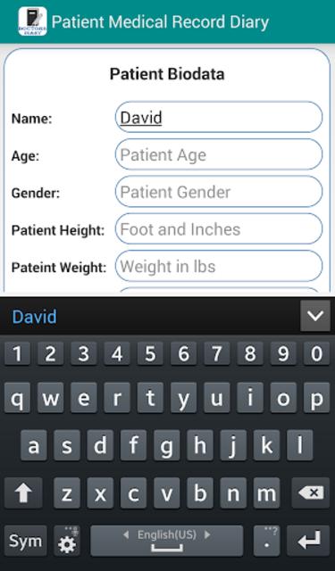 Patient Notes screenshot 12