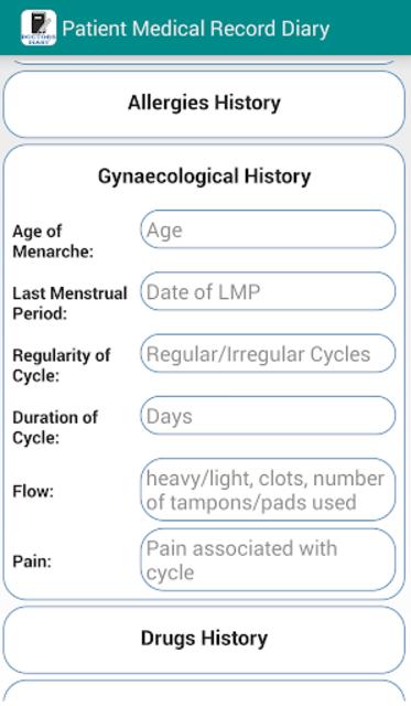 Patient Notes screenshot 13