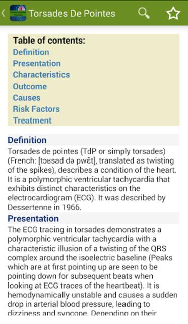 Cardiovascular Diseases screenshot 6
