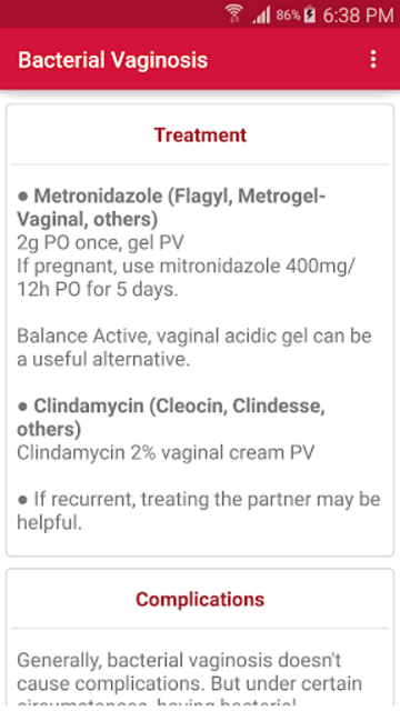 Sexually Transmitted Diseases screenshot 10