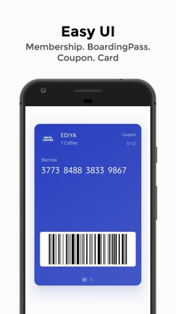 ONE Wallet - Your Pass Wallet screenshot 2