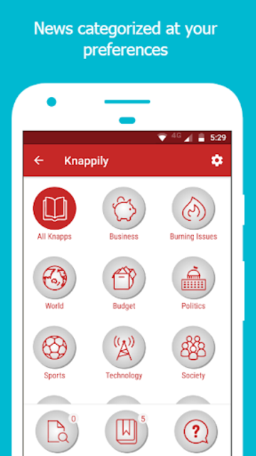 Knappily - The Knowledge App screenshot 4