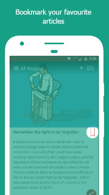 Knappily - The Knowledge App screenshot 8