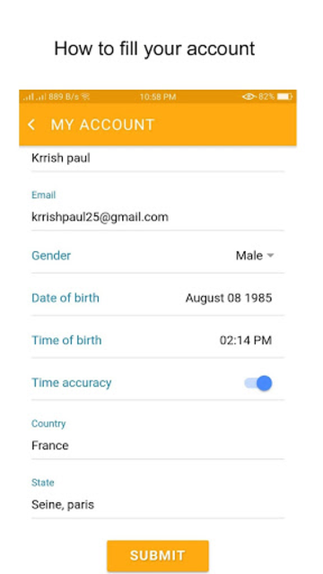 Astrorule: Vedic Astrology & Horoscope screenshot 4