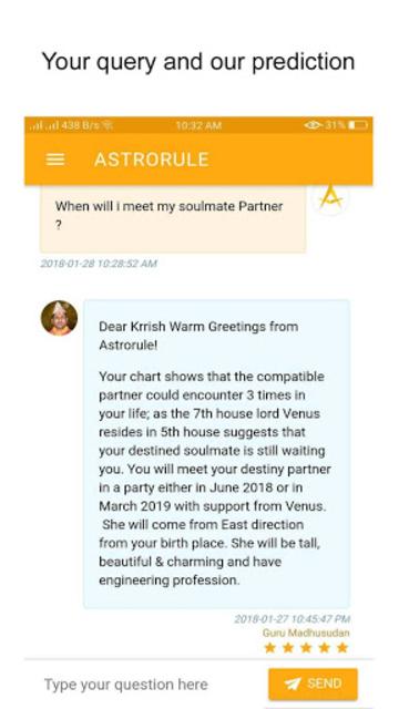 Astrorule: Vedic Astrology & Horoscope screenshot 5