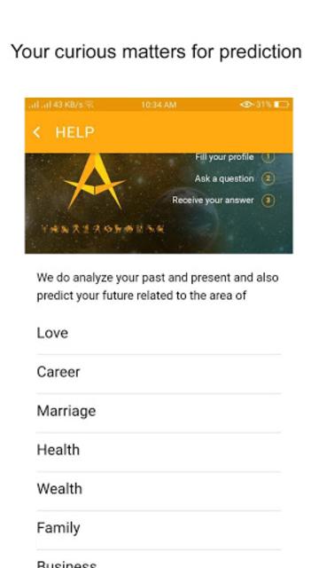 Astrorule: Vedic Astrology & Horoscope screenshot 7