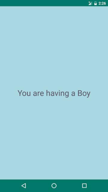 Boy or Girl - Gender Predictor screenshot 8