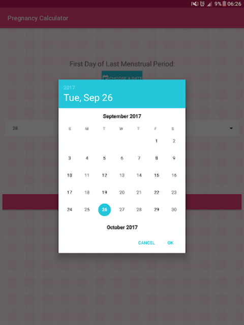 Pregnancy Calculator - Due Date Calculator screenshot 5