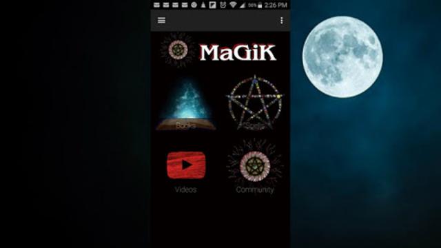 Magik screenshot 1