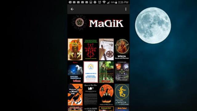 Magik screenshot 2