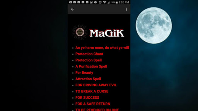 Magik screenshot 3