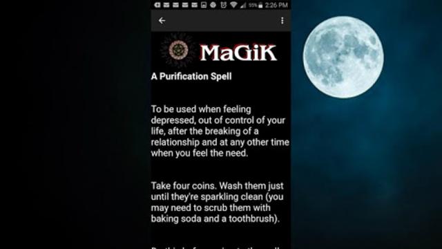 Magik screenshot 5