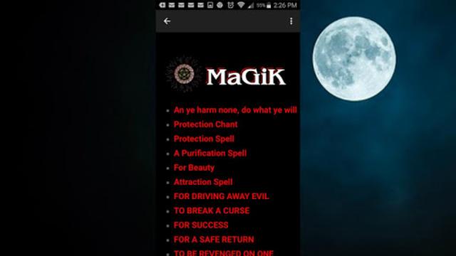 Magik screenshot 15