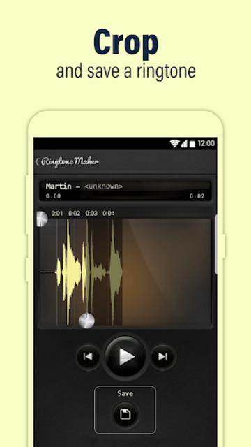 Call Ringtone Maker – MP3 & Music Cutter screenshot 2