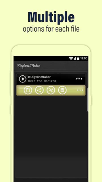 Call Ringtone Maker – MP3 & Music Cutter screenshot 4