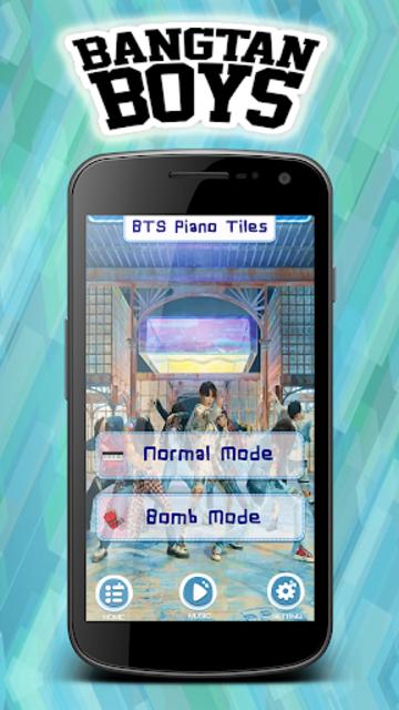 BTS Real Piano Tiles screenshot 4