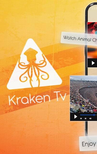 New Kraken Tv Free Version tips screenshot 1