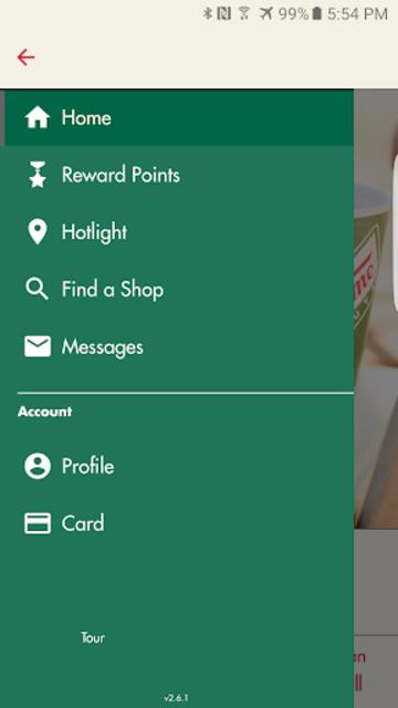 Krispy Kreme screenshot 5