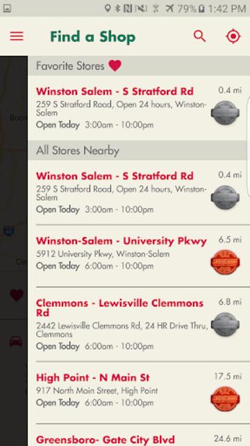 Krispy Kreme screenshot 6
