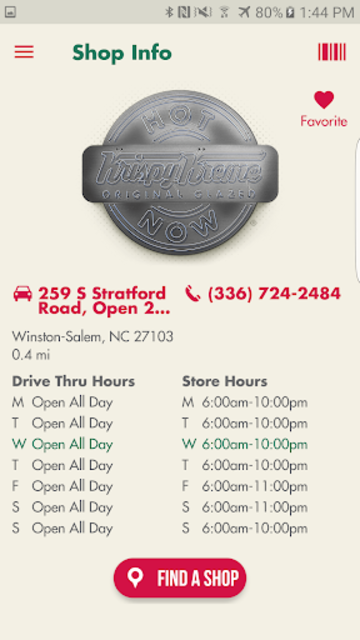 Krispy Kreme screenshot 7
