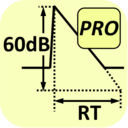Icon for reverberation time pro