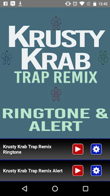 Krusty Krab Trap Remix Tone screenshot 2