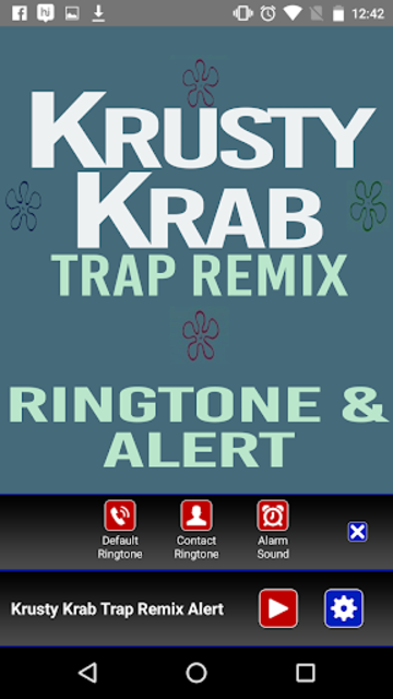 Krusty Krab Trap Remix Tone screenshot 3