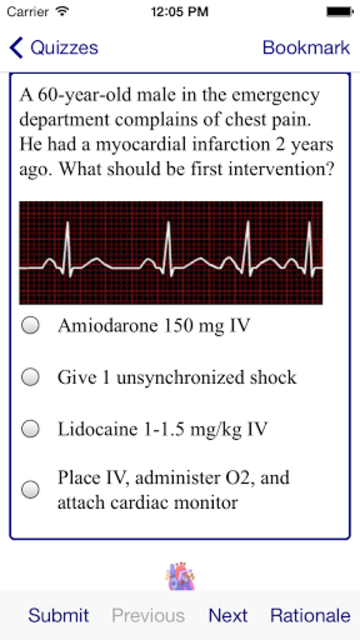 ACLS MegaCodes Review 2015 screenshot 5