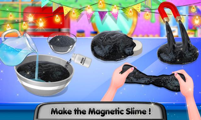 Unicorn Slime Maker and Simulator Oddly Satisfying screenshot 3