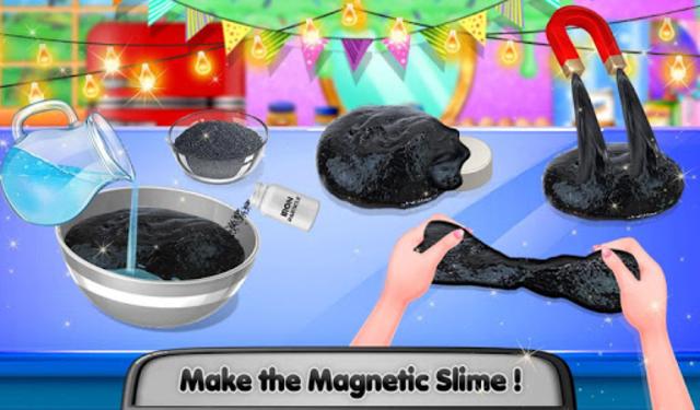 Unicorn Slime Maker and Simulator Oddly Satisfying screenshot 11