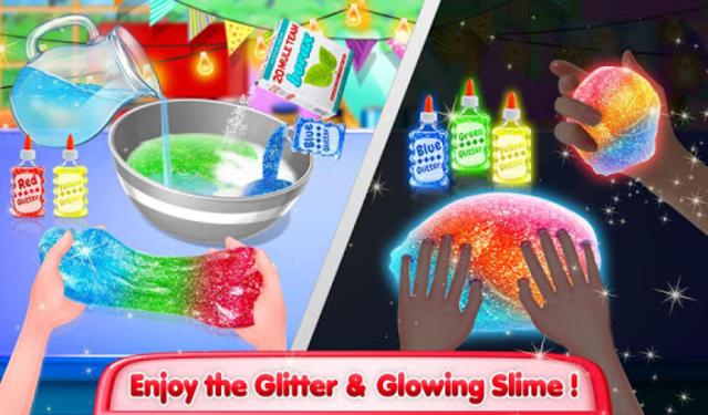 Unicorn Slime Maker and Simulator Oddly Satisfying screenshot 12