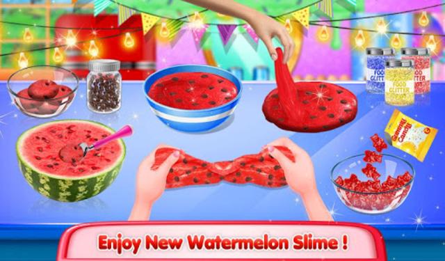 Unicorn Slime Maker and Simulator Oddly Satisfying screenshot 15