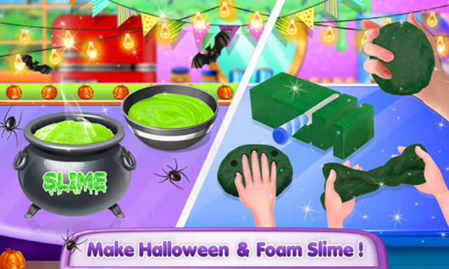 Unicorn Slime Maker and Simulator Oddly Satisfying screenshot 21