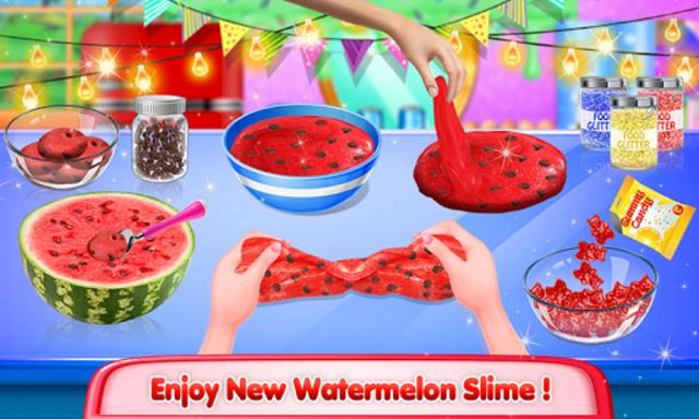 Unicorn Slime Maker and Simulator Oddly Satisfying screenshot 23