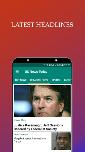 Breaking News Today - Latest News Today, Hot News screenshot 3