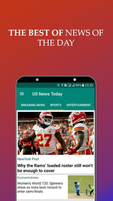 Breaking News Today - Latest News Today, Hot News screenshot 4