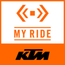 Icon for KTM MY RIDE Navigation