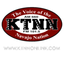 Icon for KTNN AM 660 and 101.5 FM