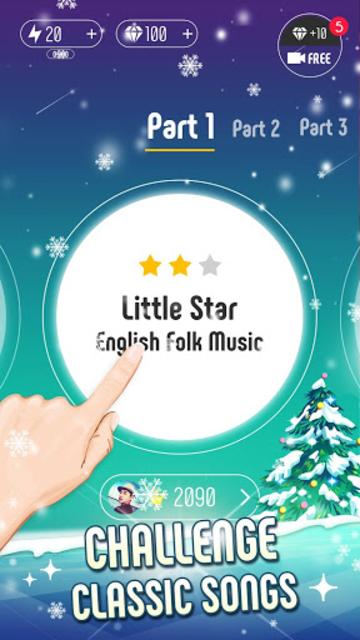 Twist Ball - 3D Piano Music Tiles screenshot 5