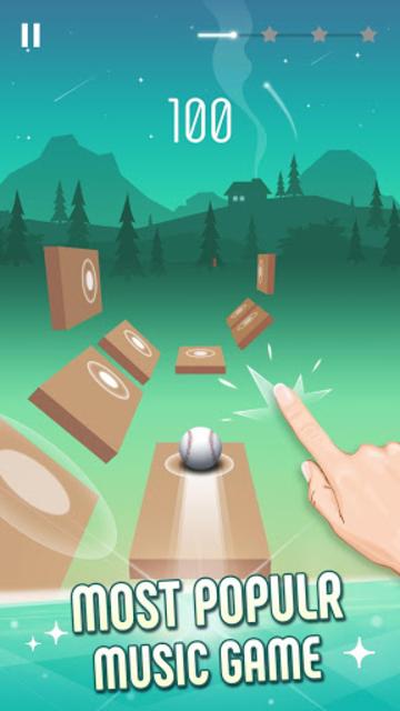 Twist Ball - 3D Piano Music Tiles screenshot 1