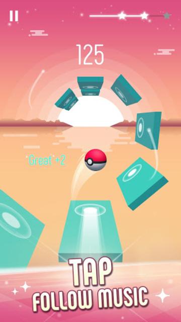 Twist Ball - 3D Piano Music Tiles screenshot 2