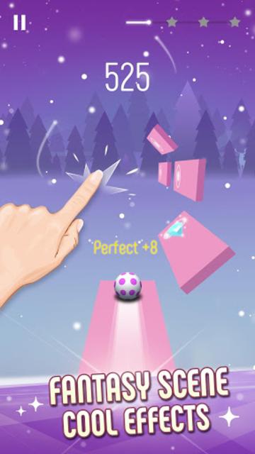 Twist Ball - 3D Piano Music Tiles screenshot 3