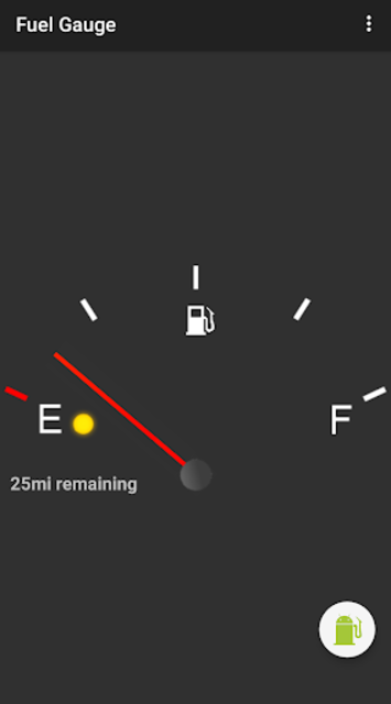 Fuel Gauge (Ad Free) screenshot 1