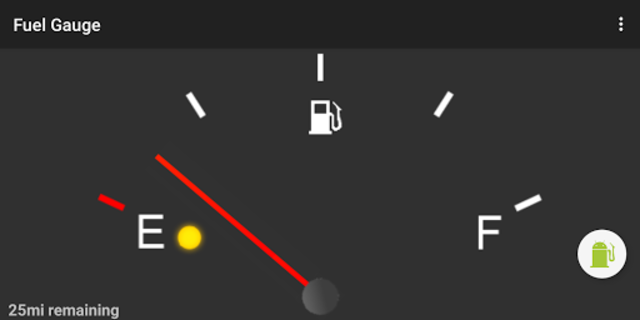 Fuel Gauge (Ad Free) screenshot 2