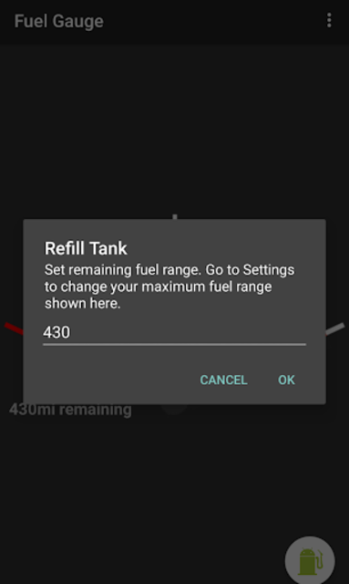 Fuel Gauge (Ad Free) screenshot 3