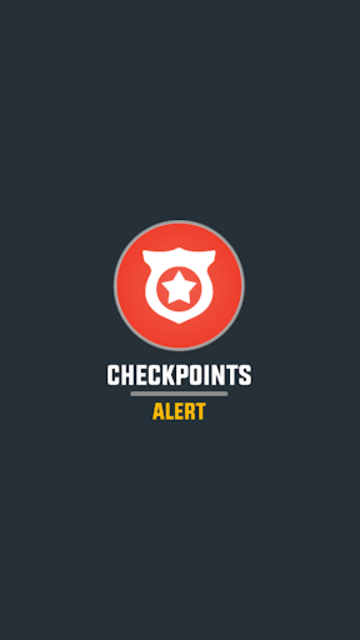 Checkpoints Alert screenshot 1
