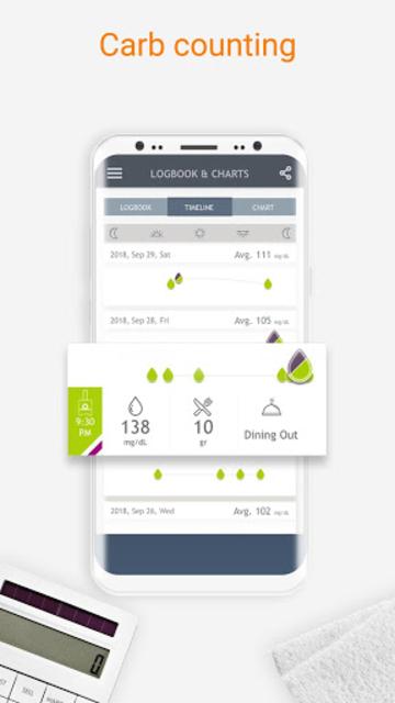 Dario Blood Glucose Tracker & Logbook for Diabetes screenshot 4